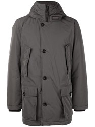 Woolrich Padded Parka Brown