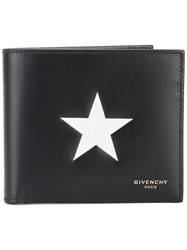 Givenchy Waller With Star Motif Black