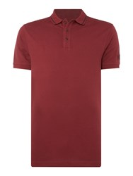 Barbour Men's International Polo Shirt Port