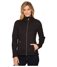 Spyder Major Cable Stryke Jacket Black Women's Coat