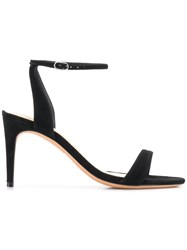 Alexandre Birman Ankle Strap Sandals Black
