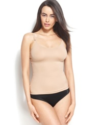 Star Power By Spanx Firm Control Hollywood Socialight Camisole 2352 Only At Macy's Natural Glam