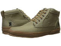 Chrome 415 Workboot Ranger Gum Lace Up Boots Olive