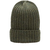 Needles Watch Cap Green
