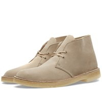 Clarks Originals Desert Boot Neutrals
