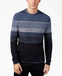 Tommy Bahama Men's Marl Of The Story Sweater Bering Blu