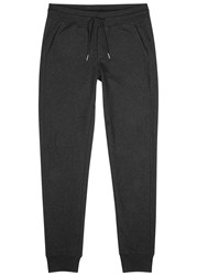 Moncler Charcoal Cotton Jogging Trousers