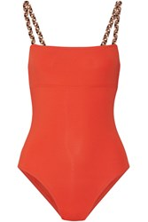 Eres Veronique Leroy Sol Swimsuit Tomato Red