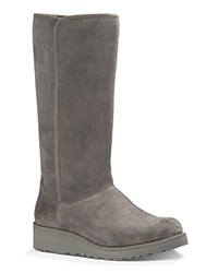 Ugg Australia Kara Slim Tall Demi Wedge Boots