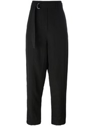 Christian Wijnants 'Parton' Trousers Black