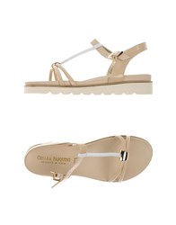 Chiara Pasquini Footwear Sandals Women Skin Color
