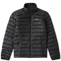 Patagonia Down Sweater Black