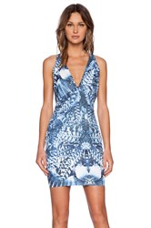Bless'ed Are The Meek X Revolve Blue Moon Dress