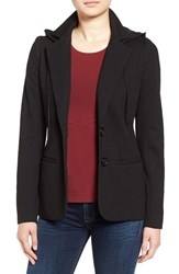 Bailey 44 Women's Hooded Ponte Knit Jacket