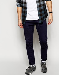 New Look Chinos In Skinny Fit Navy
