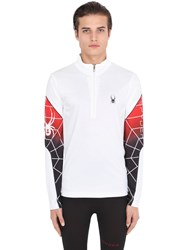 Spyder Web Strong Nylon Sweatshirt