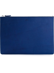 Ami Alexandre Mattiussi 13' Laptop Case Blue