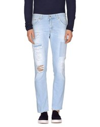 Dondup Denim Denim Trousers Men Blue