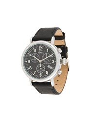 Timex Standard Chronograph 41Mm Watch Black
