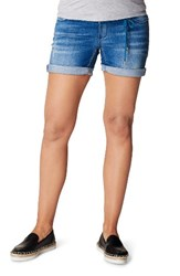 Noppies Women's Zita Maternity Jean Shorts