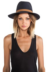 Janessa Leone Lucy Hat Gray