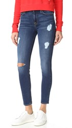 7 For All Mankind B Air Ankle Skinny Jeans Bair Duch