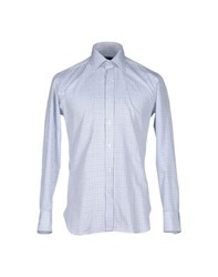 Emma Willis Shirts Shirts Men Blue