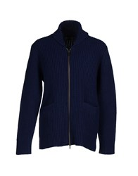 Closed Knitwear Cardigans Men Dark Blue