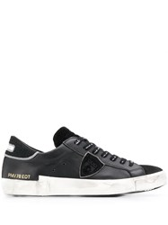 Philippe Model Prsx Eponge Sneakers Black