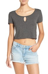 Women's Ten Sixty Sherman Crop Scoop Neck Tee