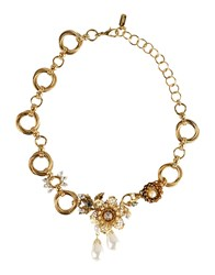 Vickisarge Necklaces Gold