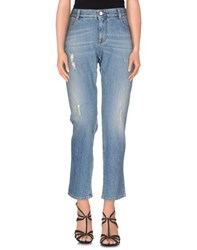 Stella Mccartney Denim Denim Trousers Women Blue