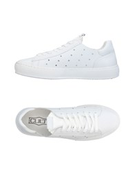 Cult Sneakers White