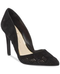 Jessica Simpson Charie D'orsay Dress Pumps Women's Shoes Black