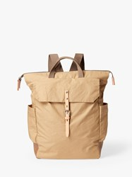 Ally Capellino Fin Backpack Waxy Sand