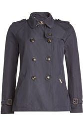 Woolrich Short Trench Jacket