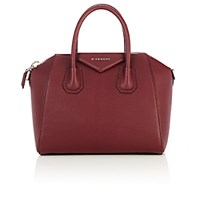 Givenchy Women's Antigona Small Duffel Burgundy Red Burgundy Red