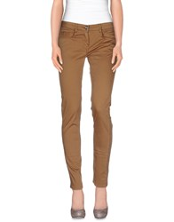 Relish Trousers Casual Trousers Women Camel