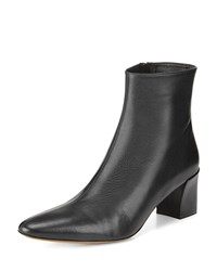 Vince Lanica 55Mm Siviglia Leather Booties Black