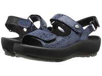 Wolky Rio Denim Women's Sandals Blue