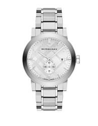 Burberry Stainless Steel Bracelet Watch Silver