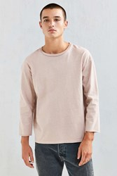 Rxmance Heavy Box 3 4 Sleeve Tee Rose