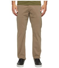 Ag Adriano Goldschmied Graduate Tailored Leg Pants In Forest Brown Forest Brown Men's Jeans Beige