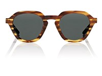Smoke X Mirrors Torero Sunglasses Camel