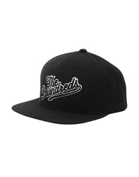 The Hundreds Slant Tail Snapback Black