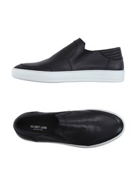 Helmut Lang Footwear Low Tops And Trainers Men Black