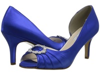Touch Ups Olivia Royal Blue Women's Bridal Shoes