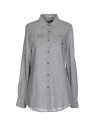 Meltin Pot Shirts Shirts Women Grey