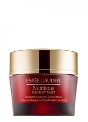 Estee Lauder Nutritious Vitality8 Night Radiant Overnight Creme Mask 50Ml