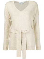 Elizabeth And James Barrett Sweater Nude And Neutrals